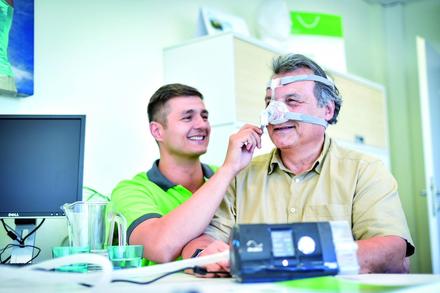 Mitarbeiter (m/w/d) im Atemcenter - Job Hohenems - VIVISOL ÖSTERREICH - Bewerbungsformular