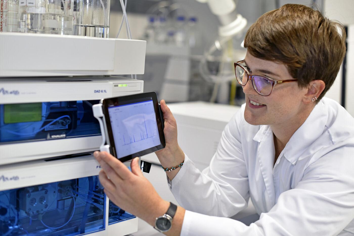 Produkttester für HPLC-Geräte und Software (m/w/d) - Job - Jobs at KNAUER