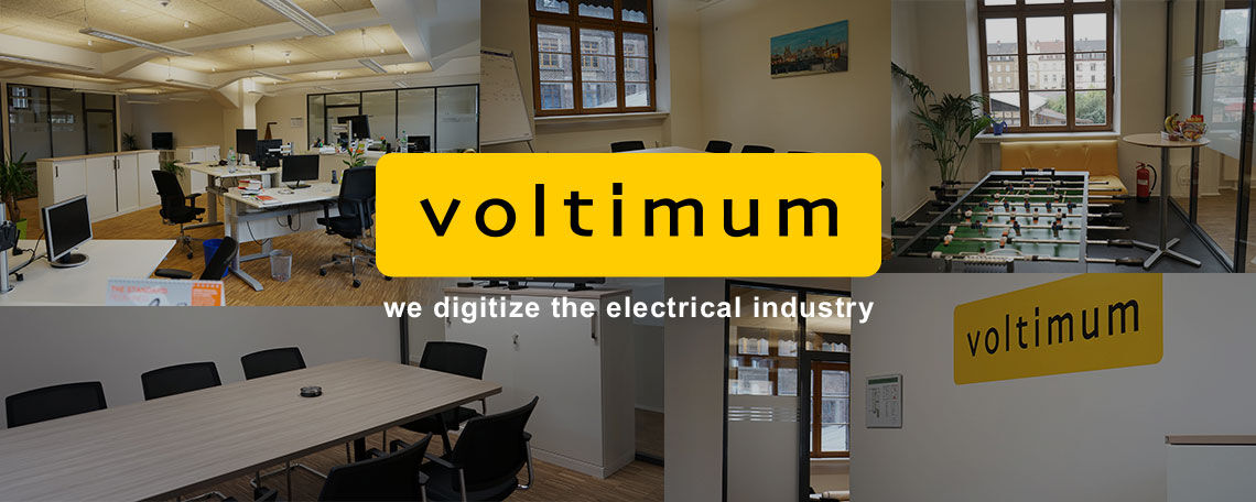 Sales Manager DACH (m/f/d) - Job Heidelberg - Voltimum - Application form