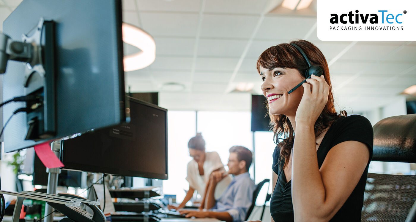 Mitarbeiter (m/w/d) Inside Sales - Job Marienheide - activaTec - Application form