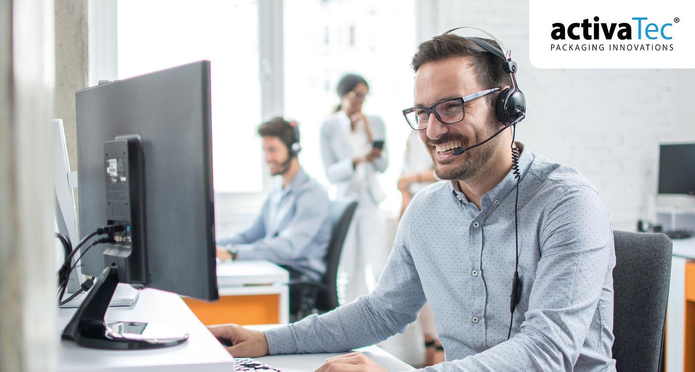 Kaufmännischer Angestellter für den EXPORT (m/w/d) - Job Marienheide - activaTec