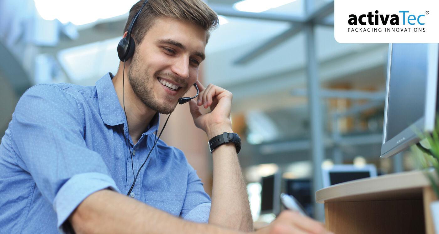 Vertriebsmitarbeiter Export Innendienst (m/w/d) - Job Marienheide - activaTec - Application form
