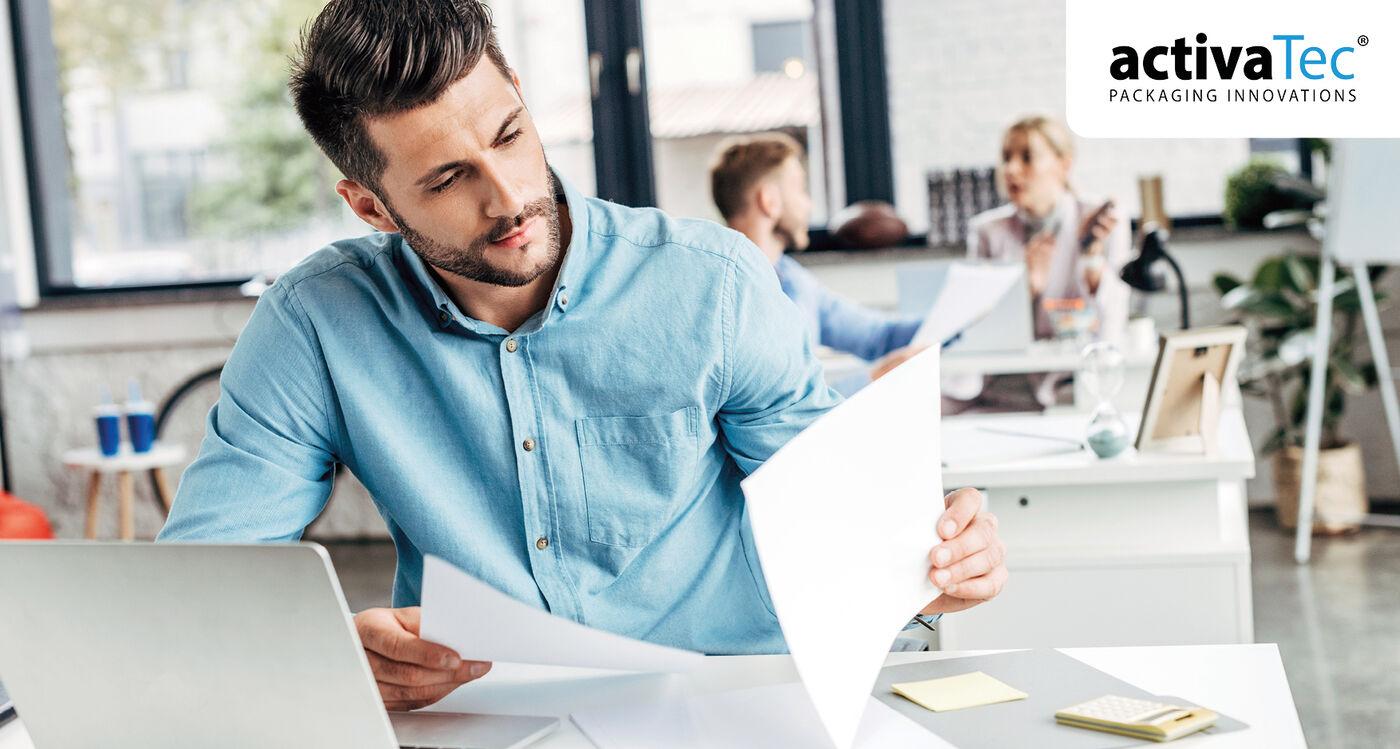 Finanzbuchhalter/Controller (m/w/d) - Job - activaTec - Application form