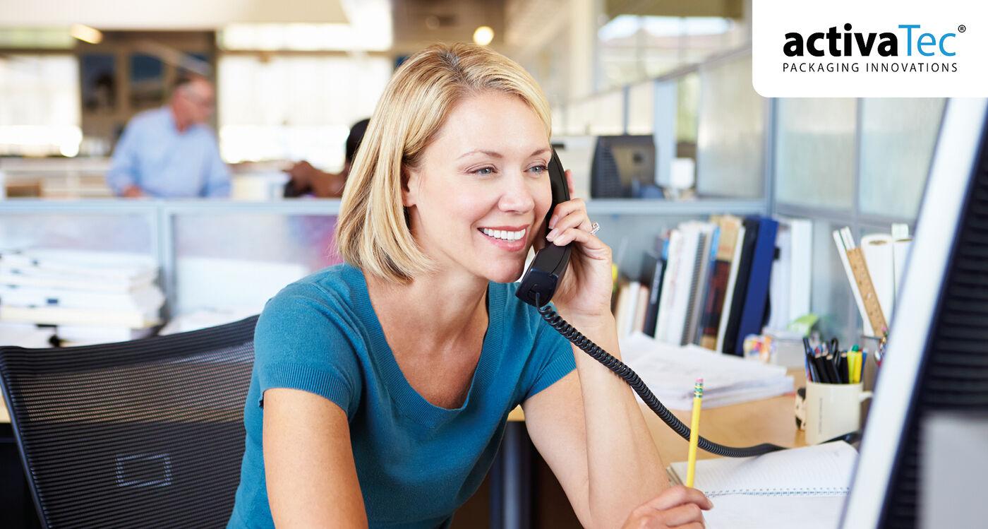 Mitarbeiter für die Auftragsbearbeitung (m/w/d) - Job - activaTec