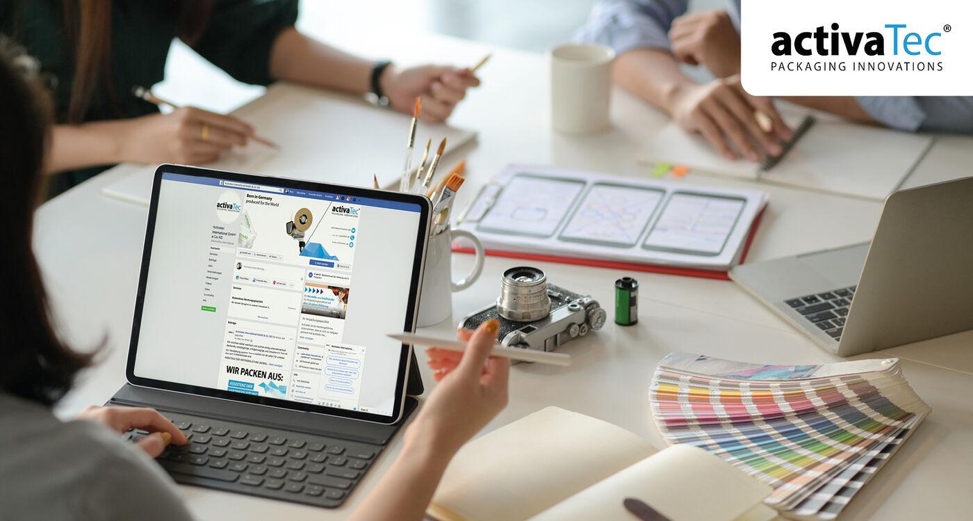 Konzeptstarker Mediendesigner (m/w/d) - Job Marienheide - activaTec