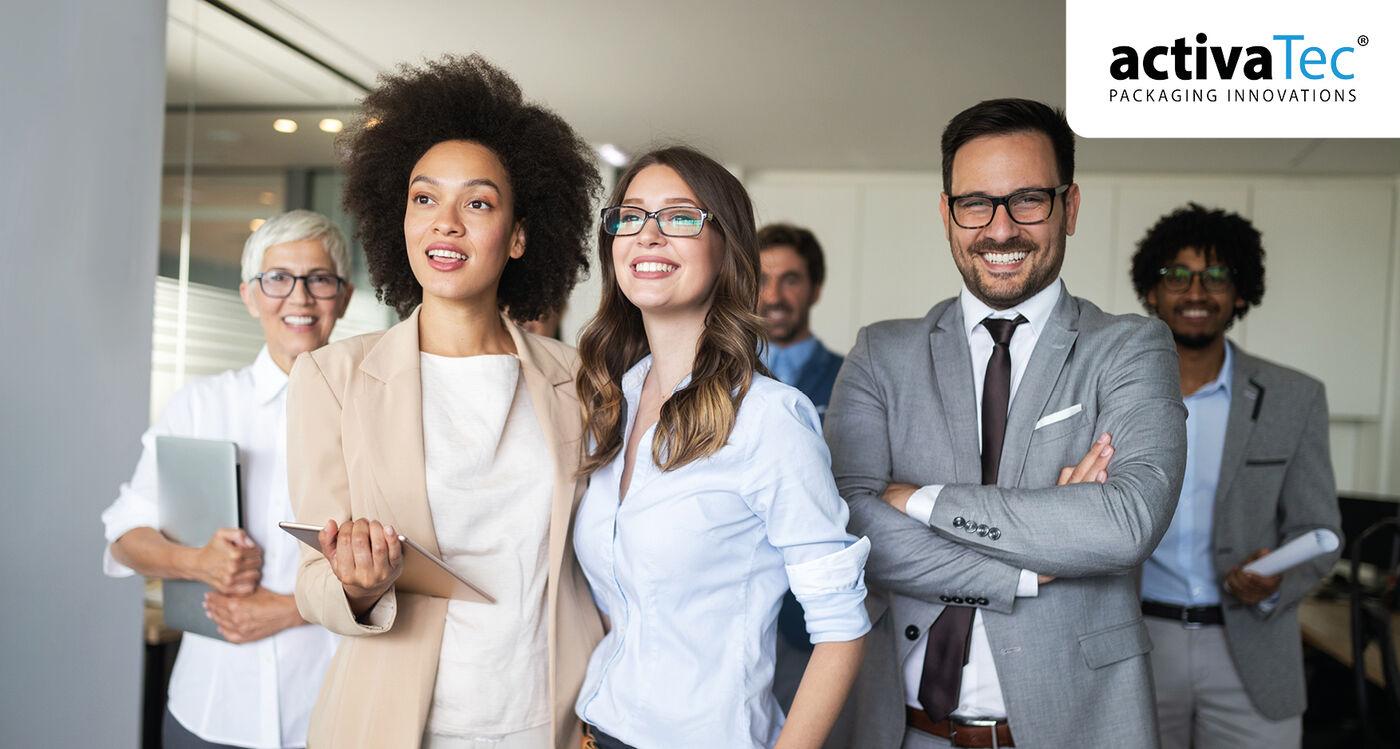 Kaufmännischer Angestellter für den Vertrieb (m/w/d) - Job Marienheide - activaTec
