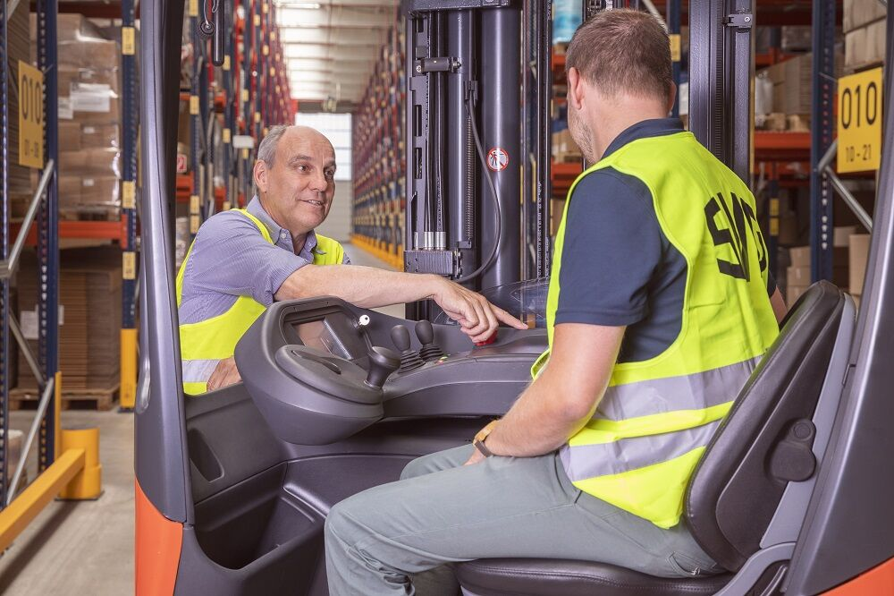 Fachkraft für Arbeitssicherheit (m/w/d) - Job - Ihre Karriere bei SVG Baden eG - Post offer form