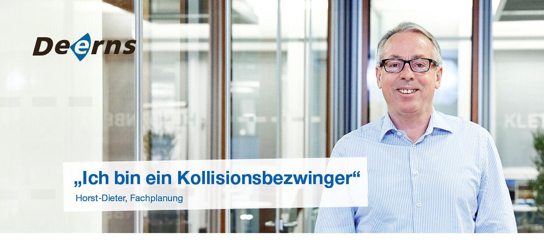 Fachplaner Sanitär-, Sprinkler- / Feuerlöschtechnik (m/w/d) - Job Köln - Karriere bei Deerns