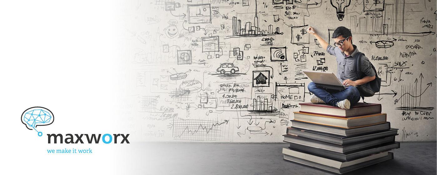 Duales Studium im Bereich IT-Management (m/w/x) - Job Bad Soden-Salmünster - Karriere bei MAXWORX