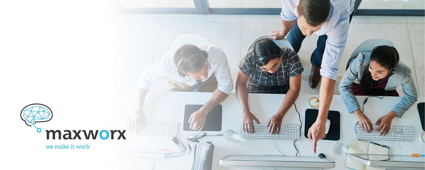 IT First Level Support (m/w/x) - Job Bad Soden-Salmünster - Karriere bei MAXWORX - Post offer form