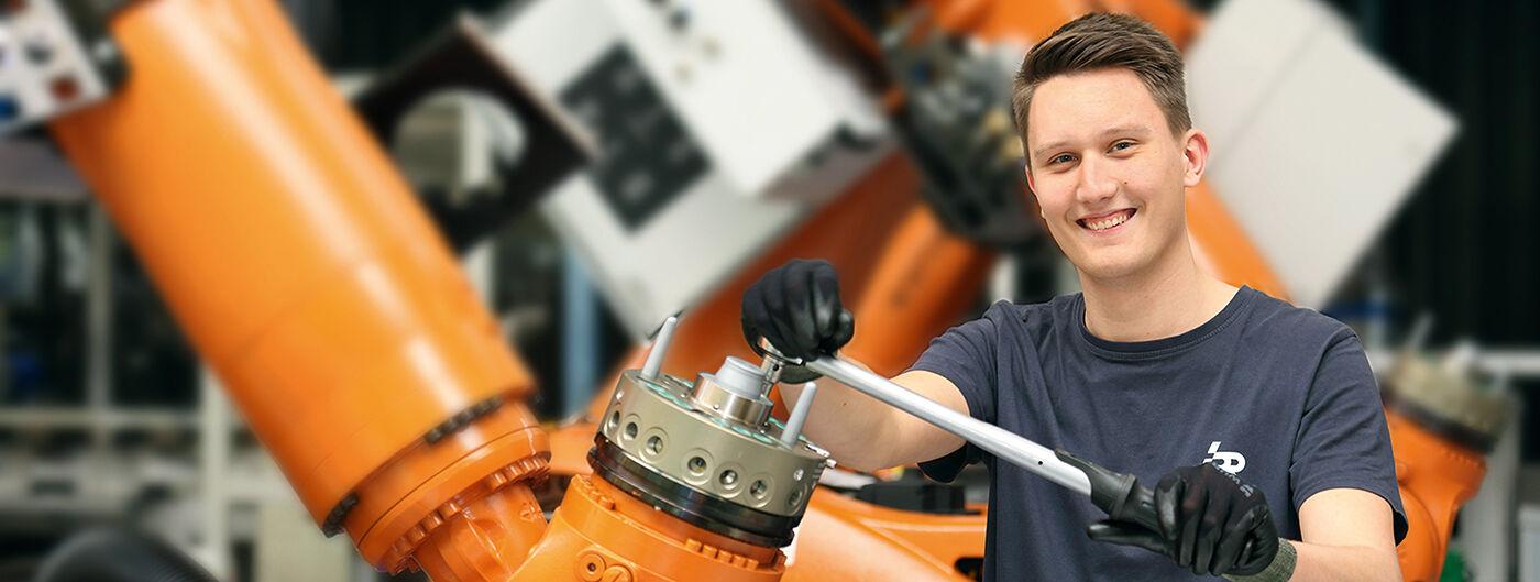 Monteur Mechanik (m/w/d) - Job Eppingen - IPR GmbH - Jobs - Application form