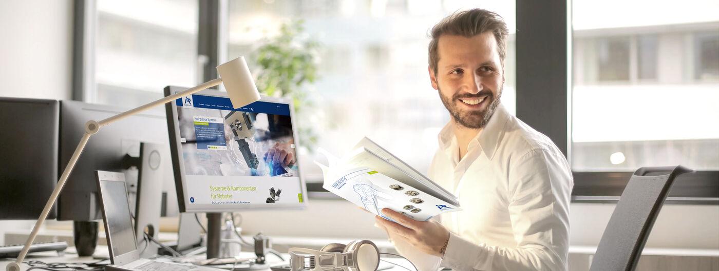 Grafikdesigner / Mediengestalter in Teilzeit (m/w/d) - Job Eppingen - IPR GmbH - Jobs - Application form