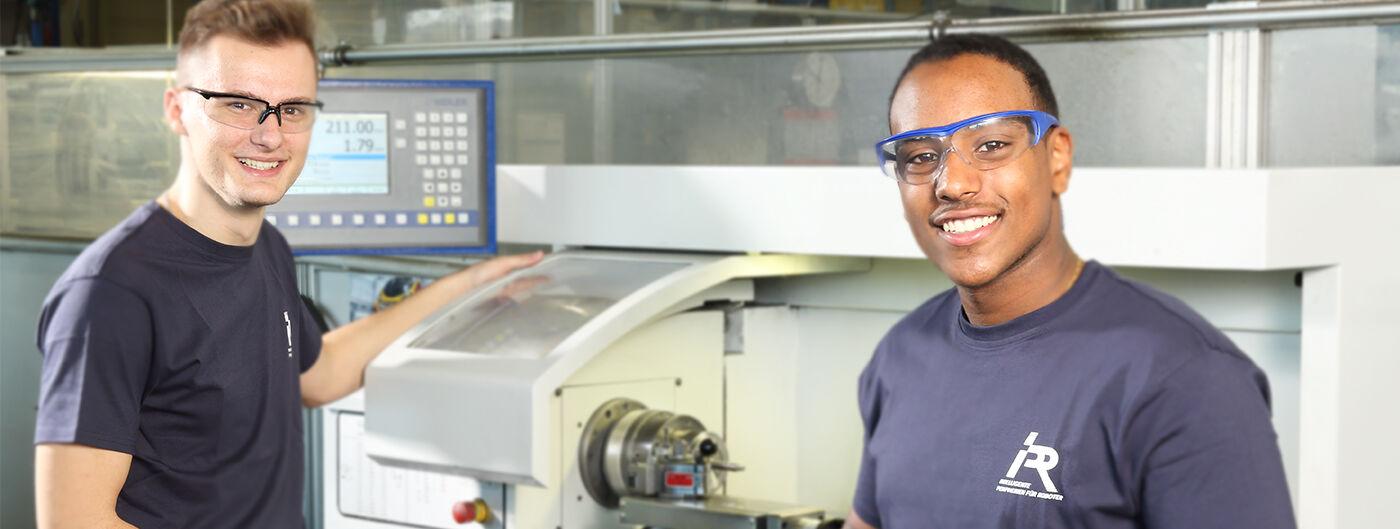 CNC-Zerspanungsmechaniker (m/w/d) - Job Eppingen - IPR GmbH - Jobs - Application form