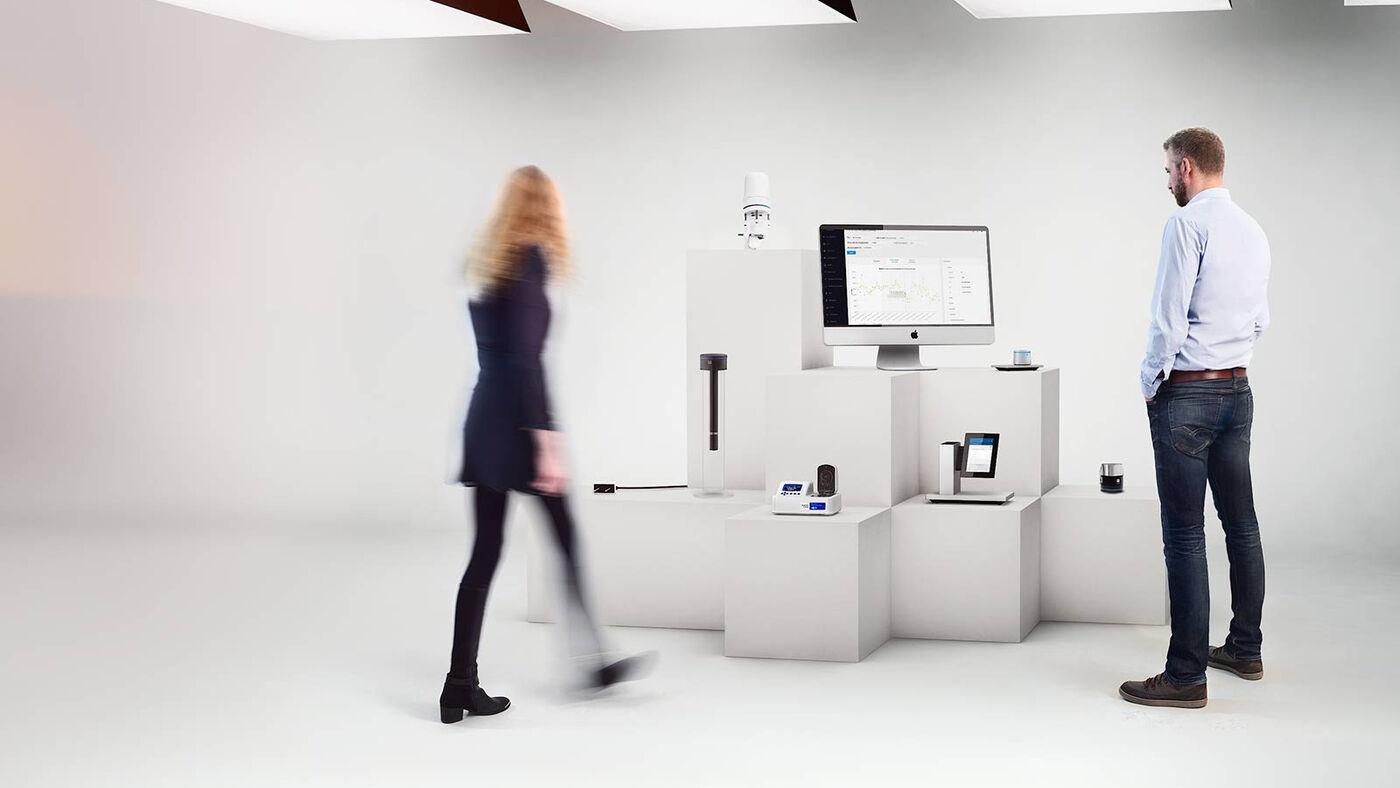 Vertriebsleitung (m/w/d) Umweltmesssystem - Job München - KARRIERE