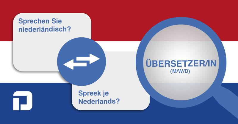 Übersetzer/in - NL (m/w/d) - Job Wecker - Stellenangebote PRAXISDIENST - Post offer form