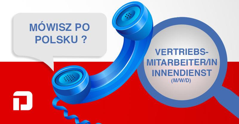 Vertriebsmitarbeiter/in Innendienst - PL (m/w/d) - Job Wecker - Stellenangebote PRAXISDIENST - Post offer form