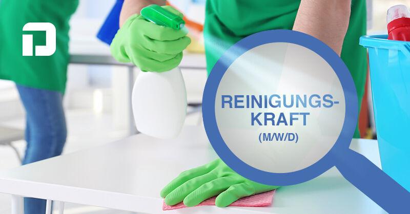 Reinigungskraft (m/w/d) - Job Longuich - Stellenangebote PRAXISDIENST