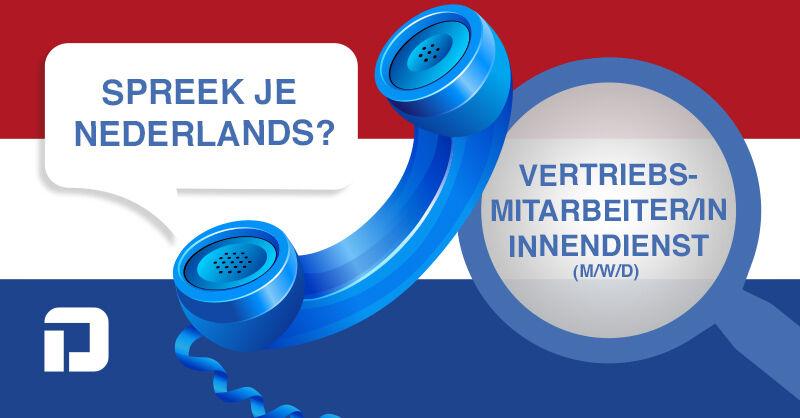 Vertriebsmitarbeiter/in Innendienst - NL (m/w/d) - Job Wecker - Stellenangebote PRAXISDIENST - Application form