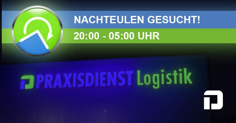 Mitarbeiter/in Lager/Logistik (m/w/d) - Nacht - Job Longuich - Stellenangebote PRAXISDIENST - Application form
