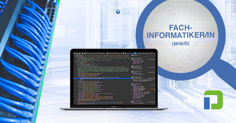 Fachinformatiker/in (m/w/d) - Job Wecker - Stellenangebote PRAXISDIENST - Post offer form