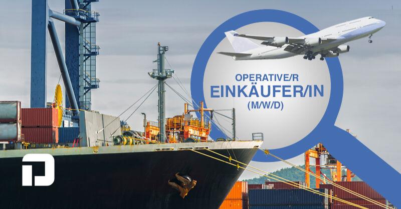 operative/r Einkäufer/in (m/w/d) - Job Wecker - Stellenangebote PRAXISDIENST - Post offer form