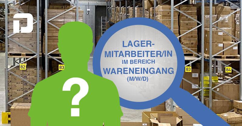 Mitarbeiter/in Lager/Logistik (m/w/d) - Wareneingang - Job Longuich - Stellenangebote PRAXISDIENST