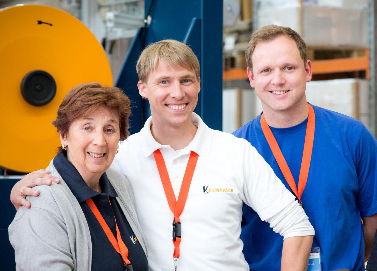 Initiativbewerbung (m/w/d) - Job Landsberg - Ausbildung, Studium und Arbeiten bei Kemapack