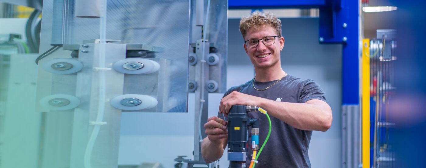 Servicetechniker (m/w/d) - Job Müllheim - Stellenangebote   Weil Technology
