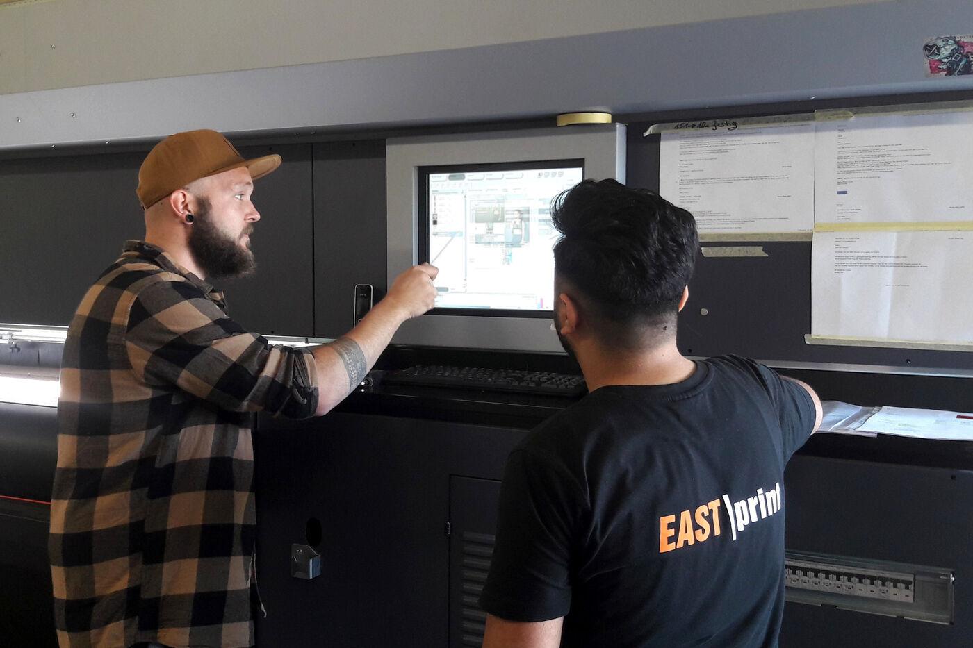 Ausbildung Medientechnologe Druck (m / w / d) - Job Dresden - Karriere bei EAST|print - Application form