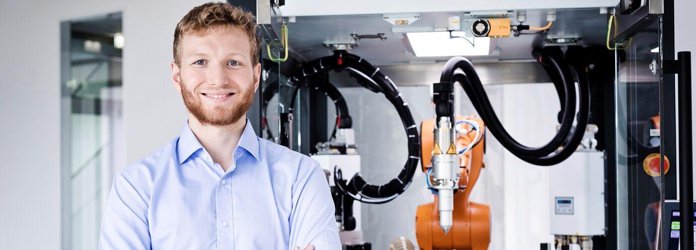 Abschlussarbeit - Produktentwicklung (m/w/d) - Job Steinhagen - Karriere - Stellenangebote I Plasmatreat GmbH - Application form