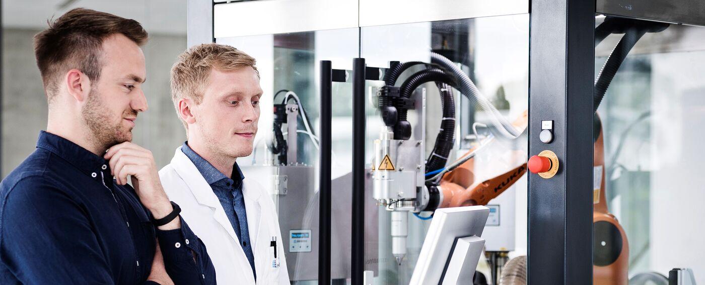 Abschlussarbeit - Transformatorenentwicklung (m/w/d) - Job Steinhagen - Karriere - Stellenangebote I Plasmatreat GmbH