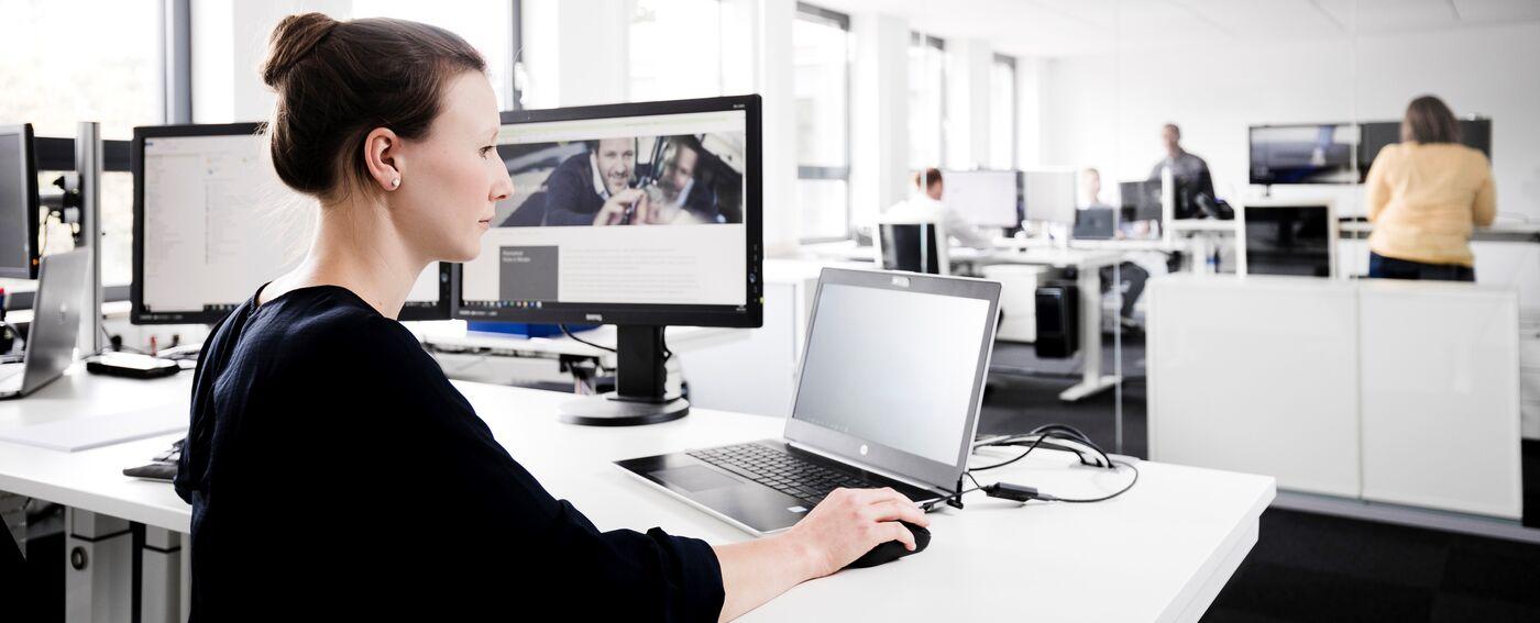 Online Marketing Specialist (m/w/d) - Job Steinhagen - Karriere - Stellenangebote I Plasmatreat GmbH