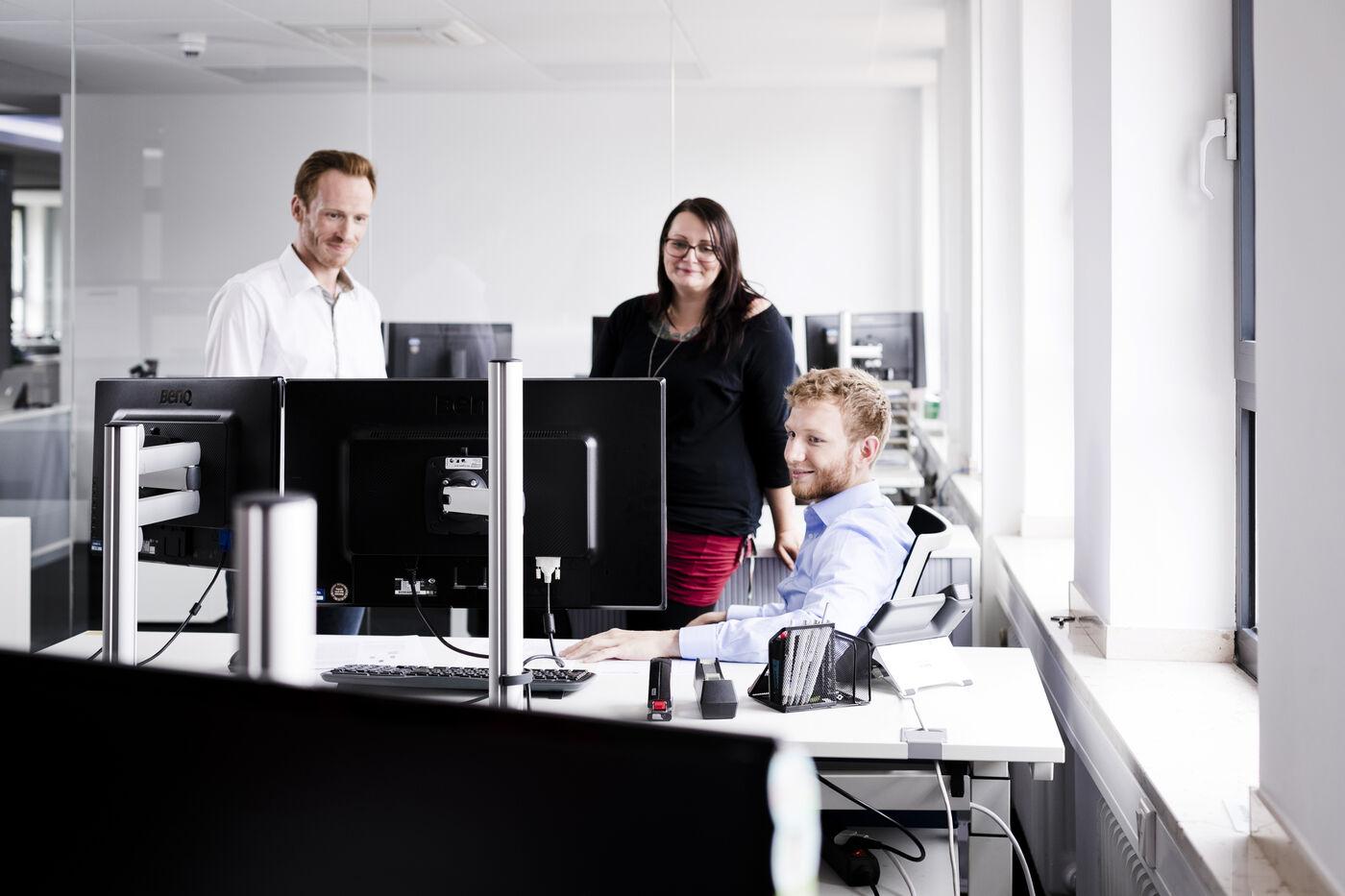 Leiter der mechanischen Konstruktion (m/w/d) - Job Steinhagen - Karriere - Stellenangebote I Plasmatreat GmbH