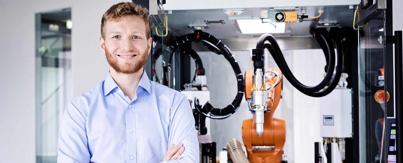 Abschlussarbeit - Elektronikentwicklung (m/w/d) - Job Steinhagen - Karriere - Stellenangebote I Plasmatreat GmbH