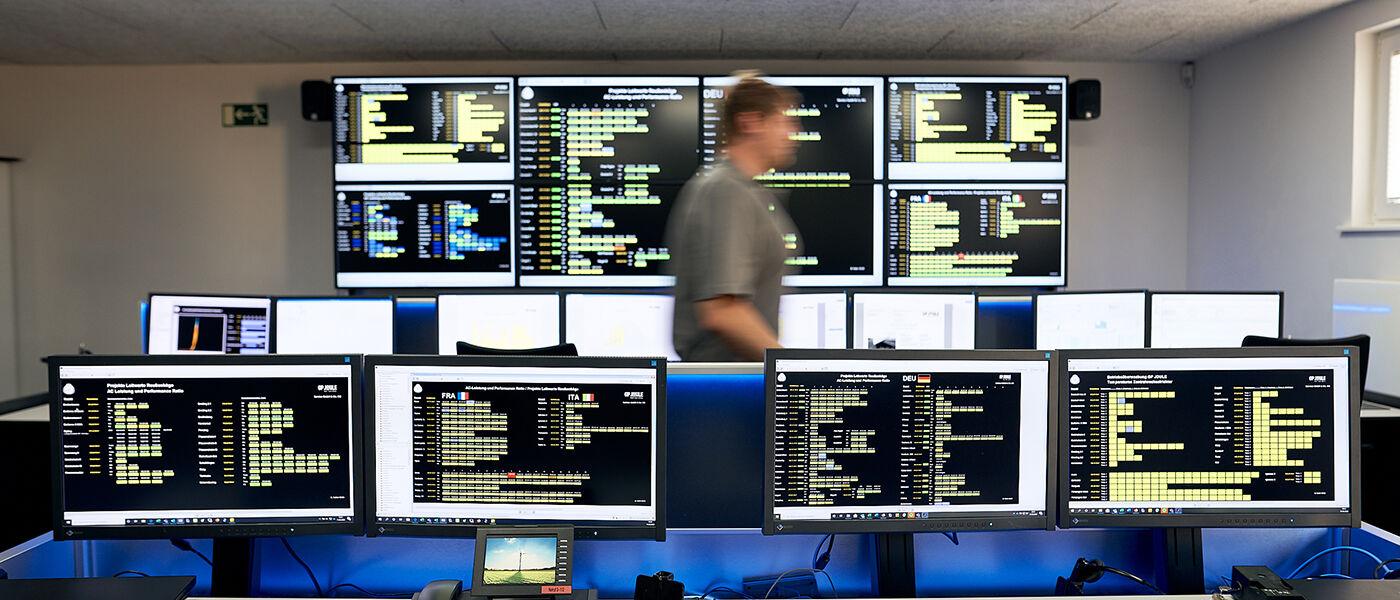 Mitarbeiter (m/w/d) für die Betriebsüberwachung in der Leitwarte - Job Reußenköge - Karriere bei GP-JOULE - Für Zukunftsdenker