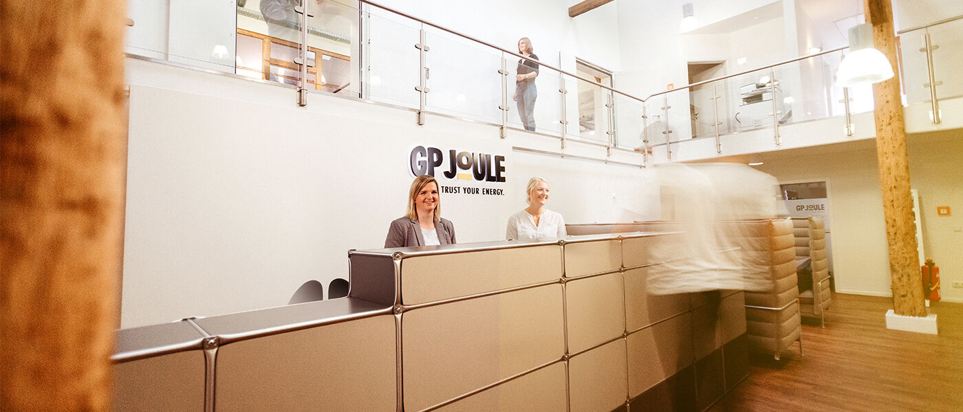 Standort-Assistenz (m/w/d) - Job Reußenköge - Karriere bei GP-JOULE - Für Zukunftsdenker