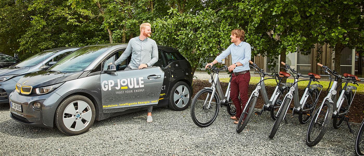 Junior Vertriebsmanager (m/w/d) im Bereich Elektromobilität - Hamburg - Job Hamburg, Remote work - Karriere bei GP-JOULE - Für Zukunftsdenker