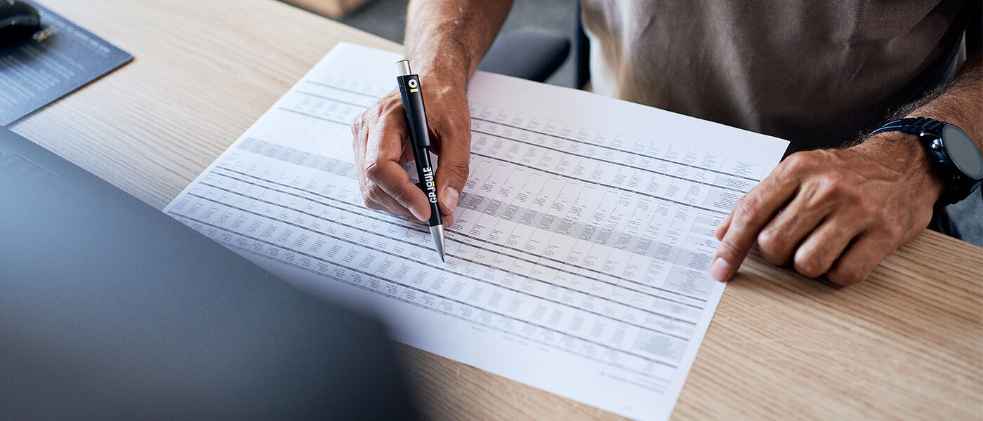 Vertrags- und Büromanager (m/w/d) für die GP JOULE SERVICE - Job Reußenköge - Karriere bei GP-JOULE - Für Zukunftsdenker - Application form