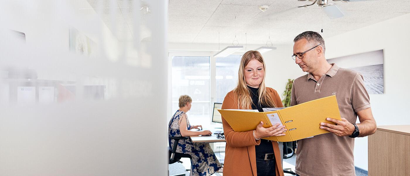 Projektmanager (m/w/d) für die kaufmännische Betriebsführung - Job Reußenköge, Remote work - Karriere bei GP-JOULE - Für Zukunftsdenker - Application form