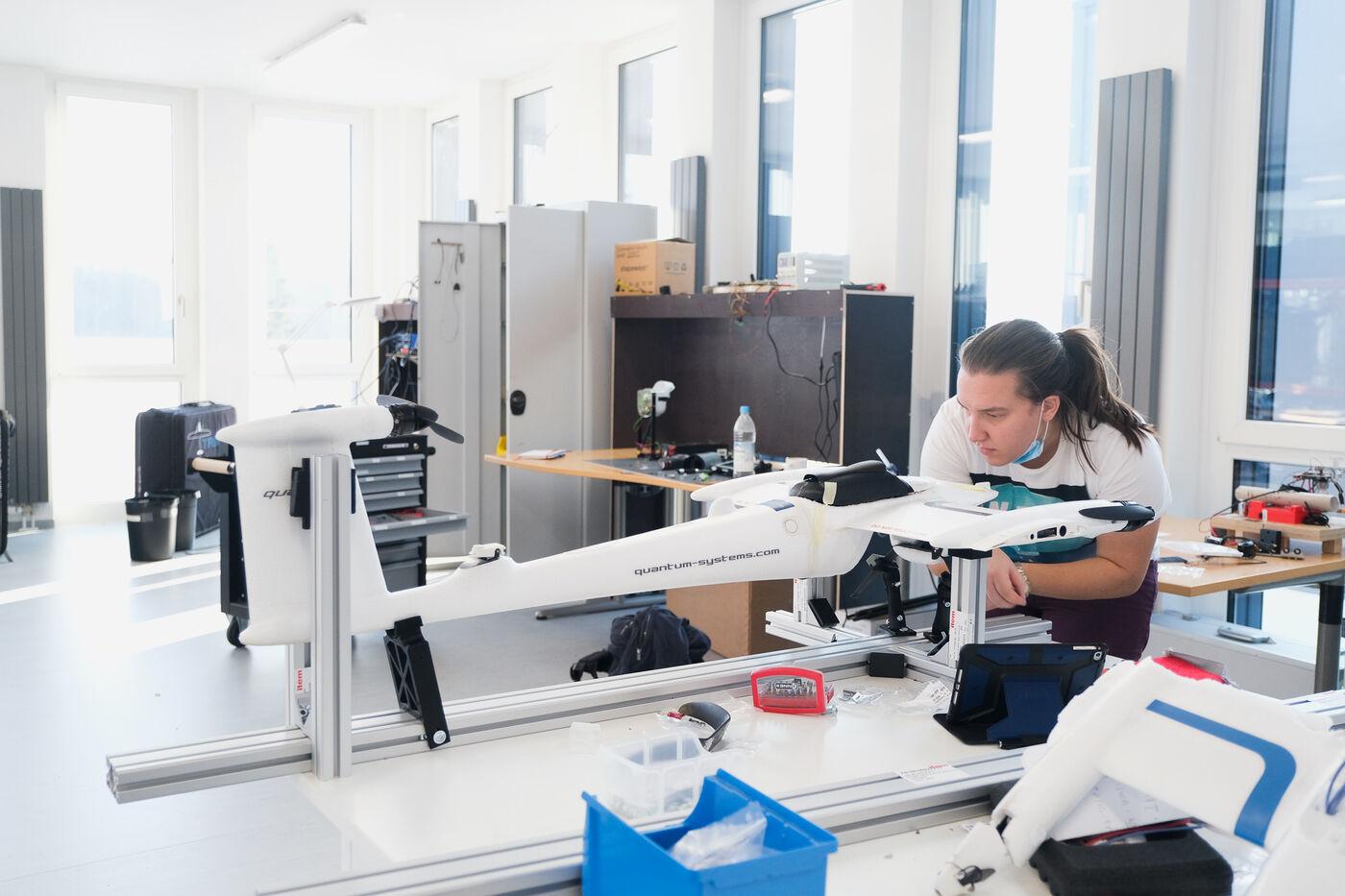 Mitarbeiter/in im technischen Support für Drohnen (m/w/d) - Job - Jobs
