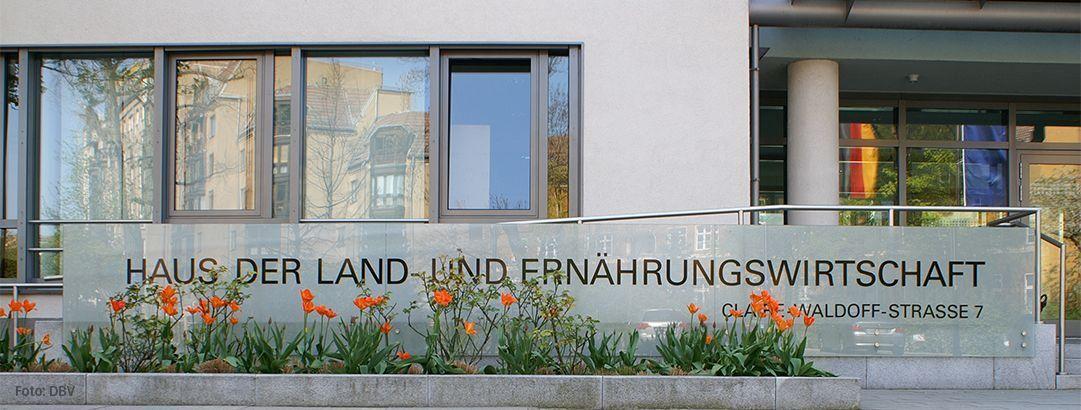 Intitiativbewerbung (m/w/d) - Job Brüssel, Berlin - Deutscher Bauernverband e.V. - Stellenangebote