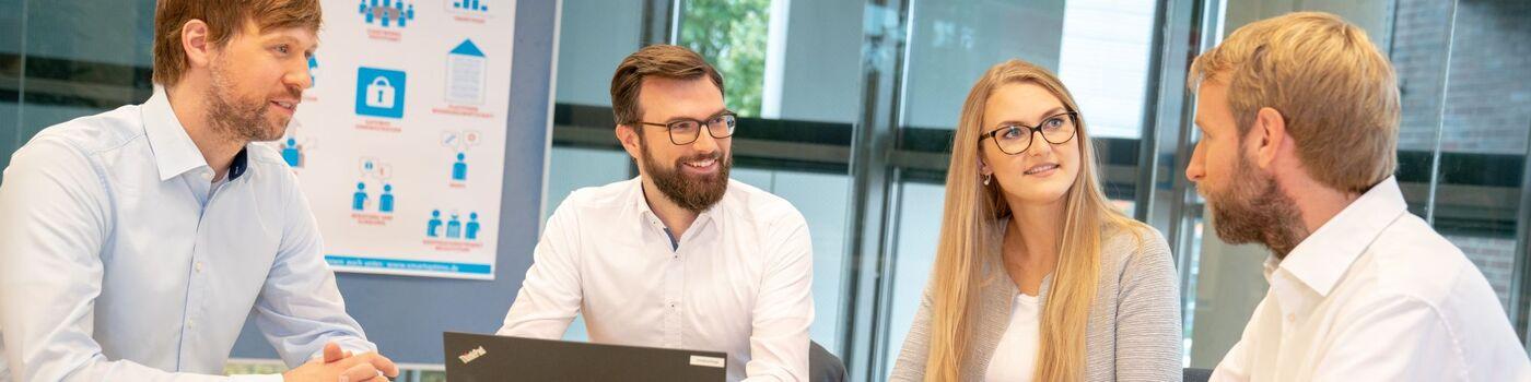 Mitarbeiter:in IT- System- und Application-Management - Job - smartOPTIMO: Stellenangebote