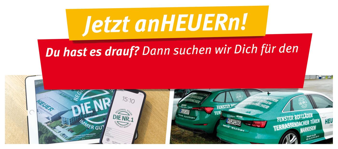 Verkauf im Außendienst (m/w/d) - Job Langenhagen - Karriere bei HEUER & Co. Hausausbau GmbH