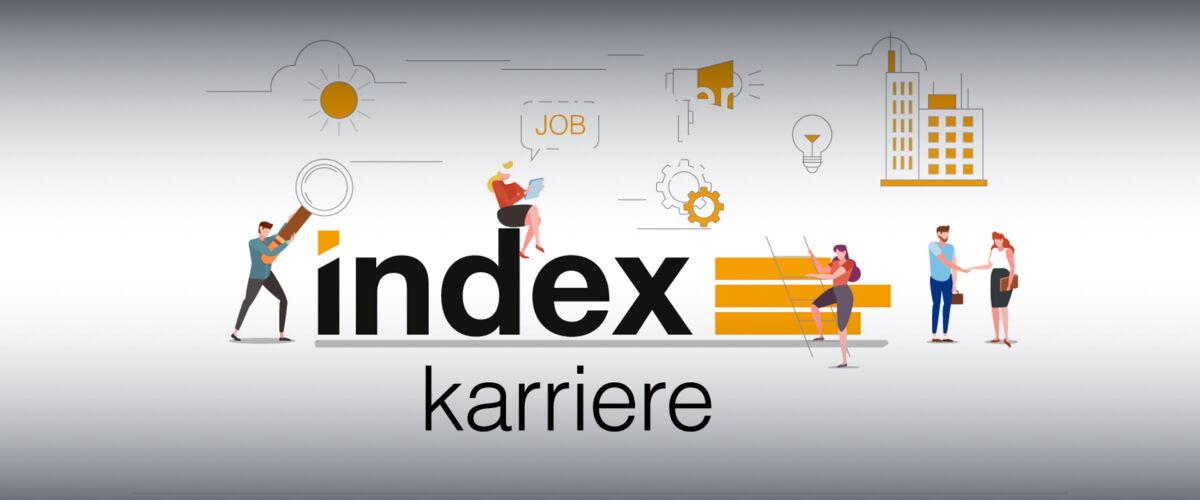 Initiativbewerbung (m/w/d) - Job Berlin - Aktuelle Stellenangebote bei index