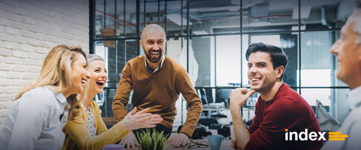 Sales Manager (m/w/d) - Job Berlin - Aktuelle Stellenangebote bei index - Application form