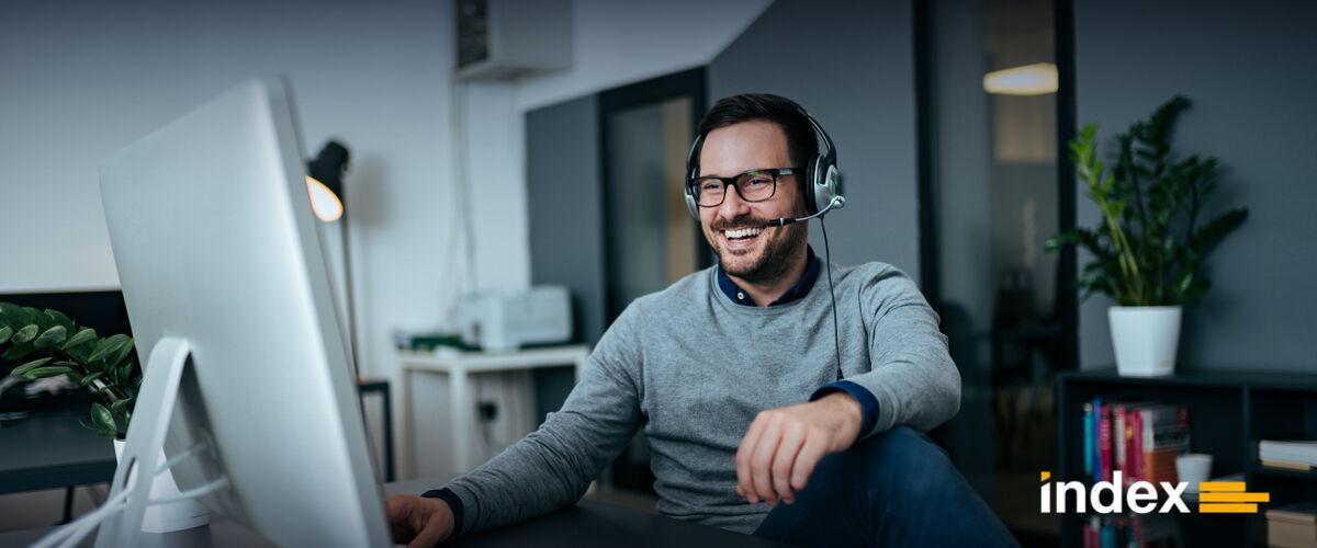 Customer Success Manager / Account Manager (m/w/d) - Job Berlin - Aktuelle Stellenangebote bei index