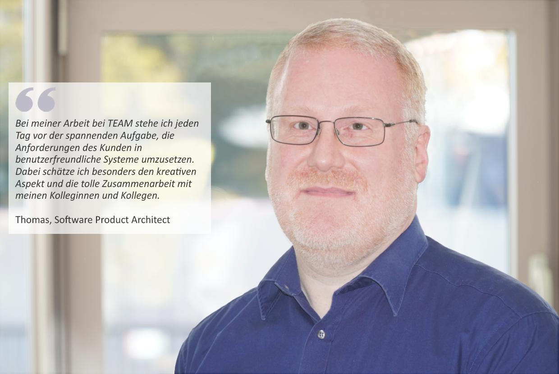 Software Architect - Job Paderborn, Homeoffice - Deine Karriere bei TEAM