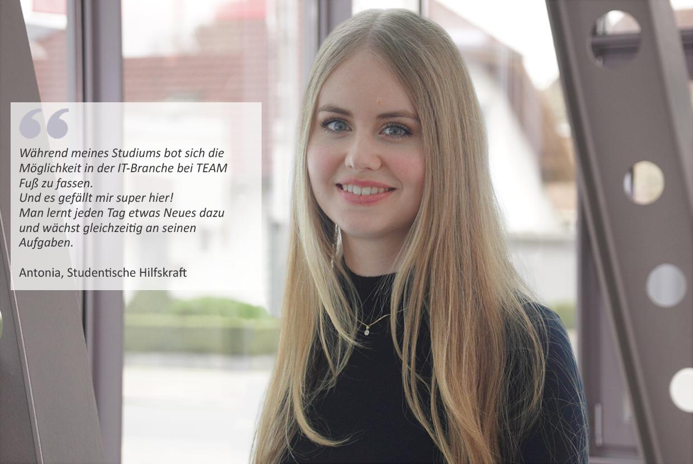 Studentische Hilfskraft  Einsatzschwerpunkt: Voice-Applikation Entwicklung - Job Paderborn - Deine Karriere bei TEAM